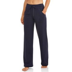GREEN POCKETS PANTS RELAXED WORKOUT LOOSE STRETCH